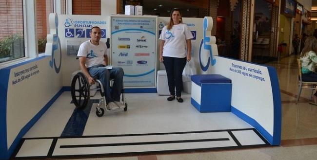 Projeto oferece 500 vagas de empregos para pessoas com deficiência em Salvador