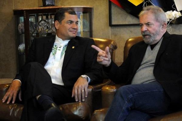 Equador determina prisão do ex-presidente Rafael Correa