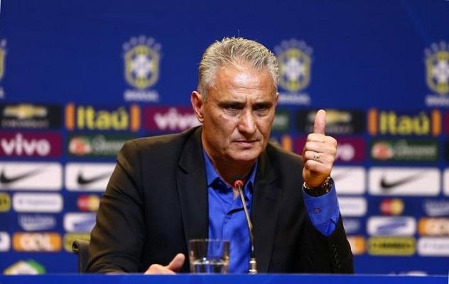 Brasil deve ter Neymar, Richarlison e Firmino no ataque contra a Colômbia