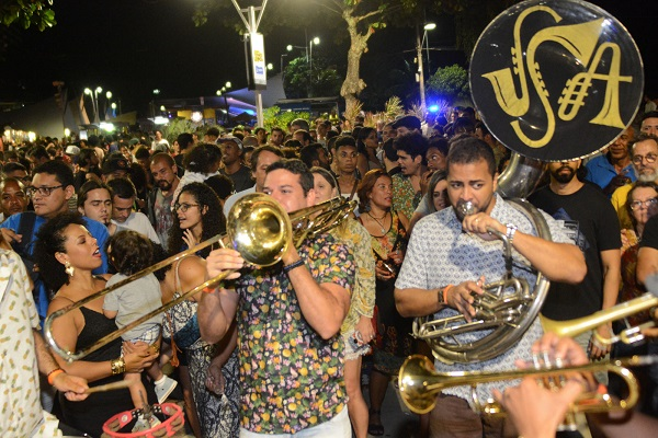Salvador Jazz reúne oito mil pessoas no Rio Vermelho