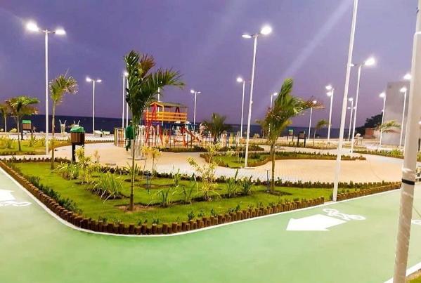 Primeiro Complexo de Esporte e Lazer é entregue em Vera Cruz