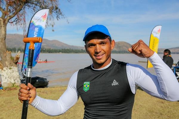 Isaquias conquista ouro em etapa do Mundial de Canoagem na Polônia