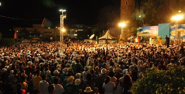Romaria do Bom Jesus leva 550 mil pessoas ao Oeste da Bahia