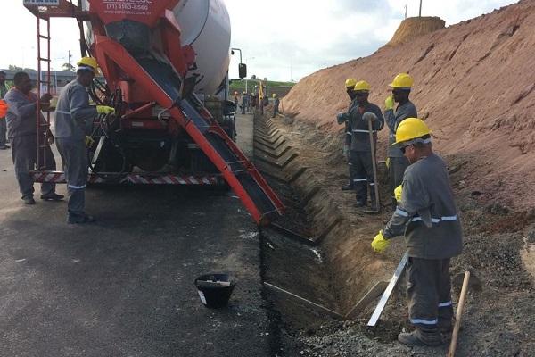 Rodovias administradas pela Bahia Norte passam por intervenções até sexta