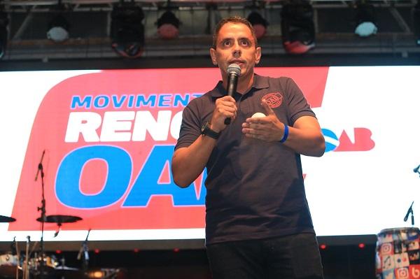 Movimento Renova OAB lança Gamil Föppel como pré-candidato