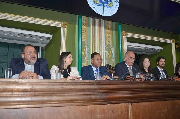 Câmara de Salvador homenageia os 40 anos do Movimento Escalada