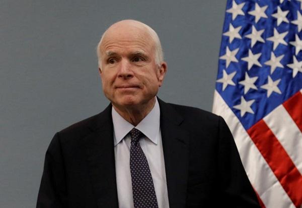 Desafeto de Trump, senador norte-americano John McCain morre aos 81 anos