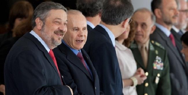 MPF denuncia Palocci e Mantega por corrupção e lavagem de dinheiro