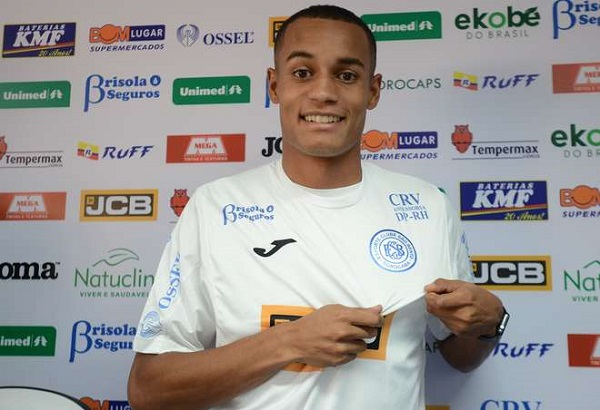 Bahia confirma contratação do lateral esquerdo Paulinho