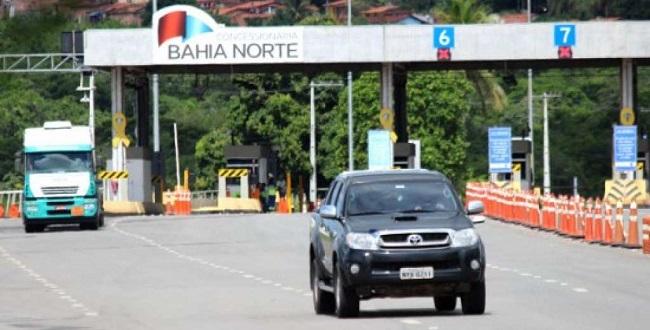 Bahia Norte realiza operação especial na BA-093 durante feriado