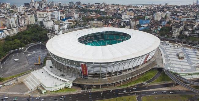 Ingressos para jogos da Copa América em Salvador já estão sendo vendidos