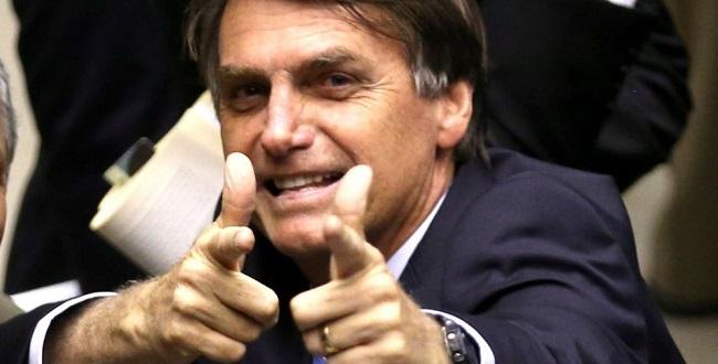 Bolsonaro será homenageado pela Câmara de Comércio Brasil-EUA