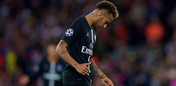 Em Paris, mulher registra B.O. acusando Neymar de estupro