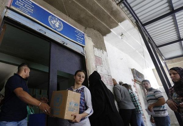 EUA suspendem ajuda a agência da ONU para refugiados palestinos