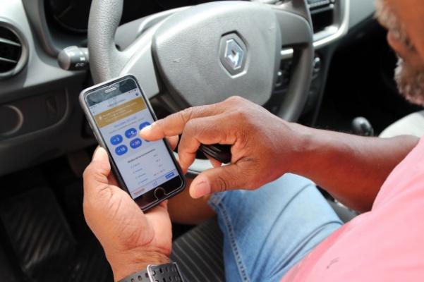 Salvador já tem 8,3 mil usuários cadastrados na Zona Azul Digital