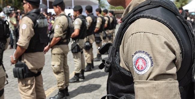 Governo da Bahia anuncia R$ 35,5 milhões em gratificações a policiais