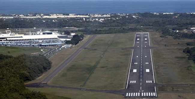 Pista principal do aeroporto de Salvador volta a funcionar
