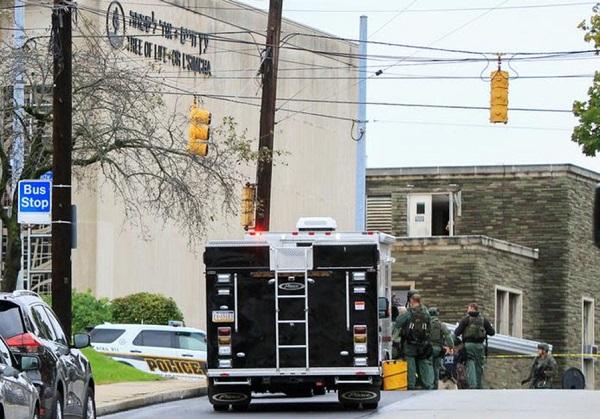 Ataque a sinagoga mata 11 pessoas nos Estados Unidos