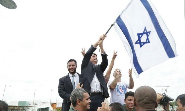 Resultado de imagem para netanyahu bolsonaro
