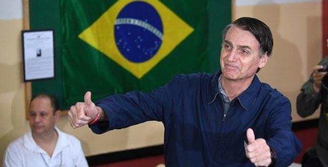 Datafolha: Bolsonaro deve vencer eleição com 59% dos votos válidos