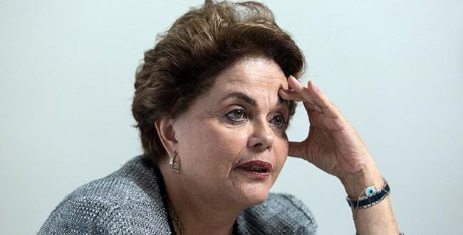 PF pede prisão de Dilma Rousseff, mas Fachin nega pedido