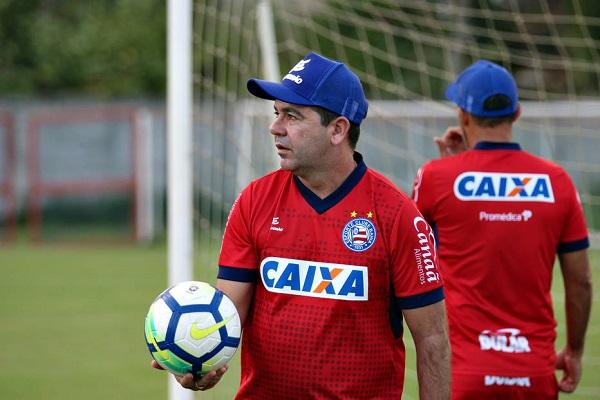 Bahia encara o Jequié neste domingo pelo Estadual