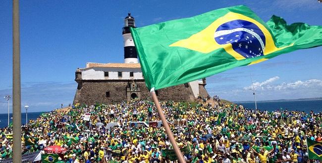 Bolsonaristas convocam manifestação nacional #Dia26NasRuas