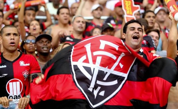 Vitória inicia venda de ingressos para jogo contra o Criciúma