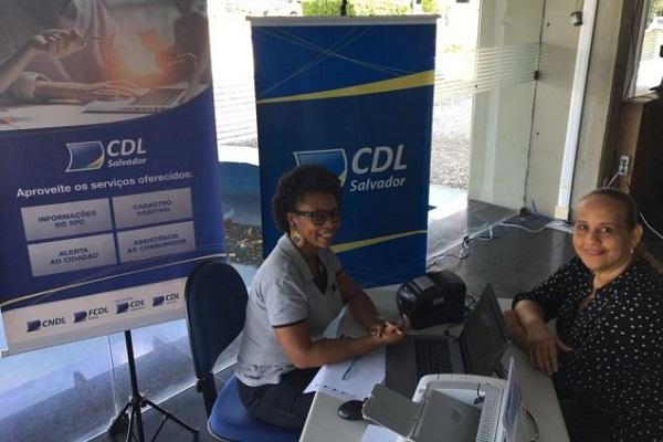 CDL Salvador e Codecon oferecem serviços gratuitos no Shopping Bela Vista