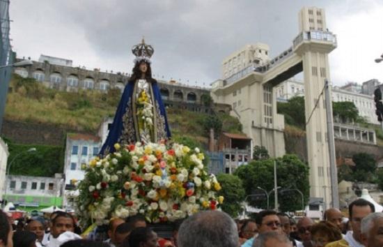 Festa da Conceição da Praia terá esquema especial de serviços municipais