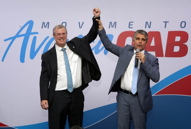 Luiz Viana é candidato a vice-presidente nacional da OAB