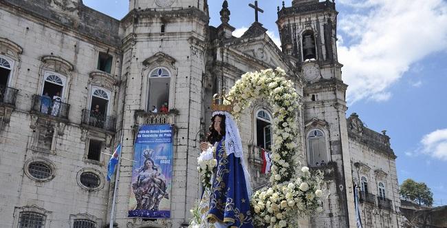 ALBA homenageia os 470 anos da Basílica de Nossa Senhora da Conceição da Praia