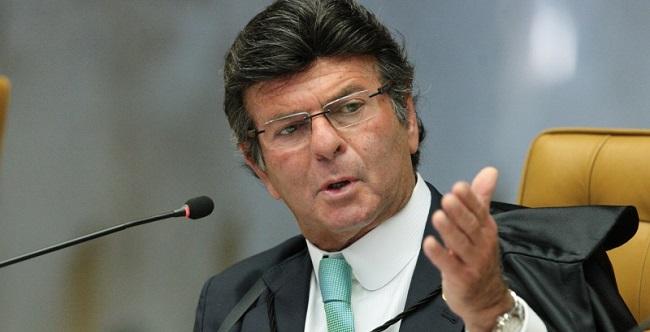 Fux suspende decisão de Marco Aurélio que soltou traficante André do Rap