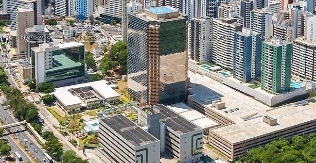 Petrobras vai desocupar a Torre Pituba em Salvador