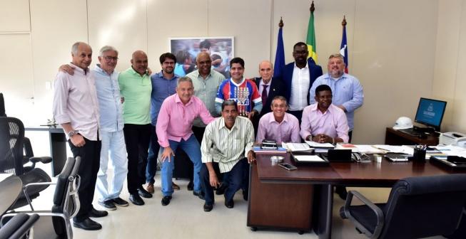 Trio elétrico vai festejar 30 anos do bicampeonato brasileiro do Bahia