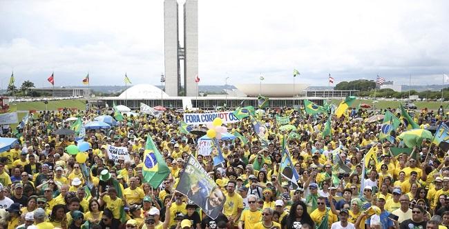 PSL libera filiados para participar de ato pró-governo no domingo