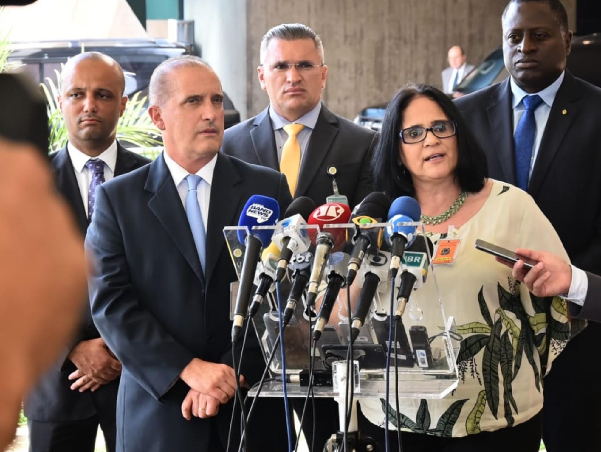 Pastora Damares Alves será ministra dos Direitos Humanos