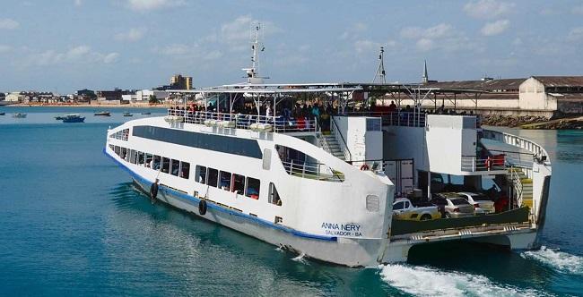 Ferry-boat e Rodoviária de Salvador terão sistema especial para o feriadão