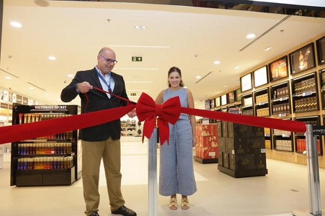 7c06b9ce6ae Aeroporto de Salvador ganha maior loja Duty Free do Nordeste -