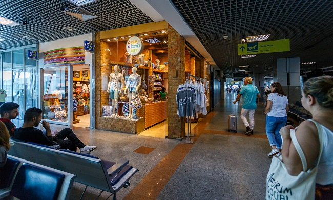 Aeroporto de Salvador seleciona propostas para novas lojas até 31 de janeiro