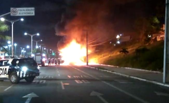 Ceará tem terceira noite seguida de ataques de facções