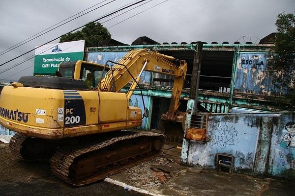 Prefeitura de Salvador vai reconstruir CMEI em São Cristóvão