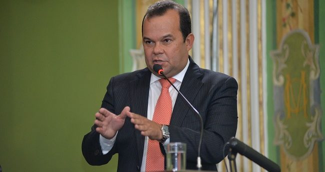 Geraldo Jr. destina R$ 1,5 milhão de emendas impositivas para a Saúde em Salvador