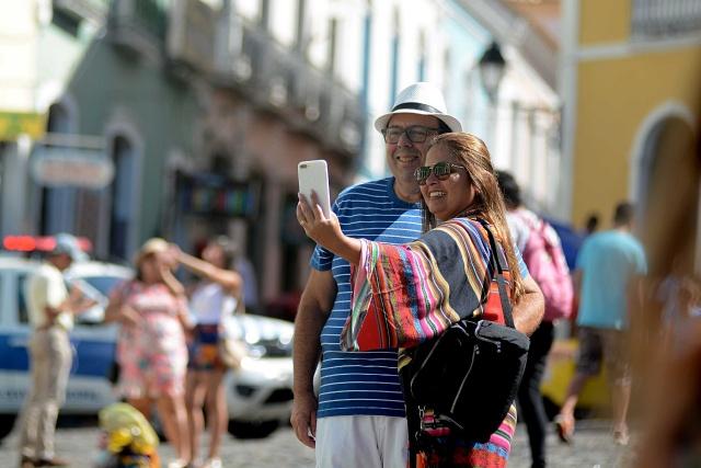 Salvador deve receber 3,7 milhões de turistas até março
