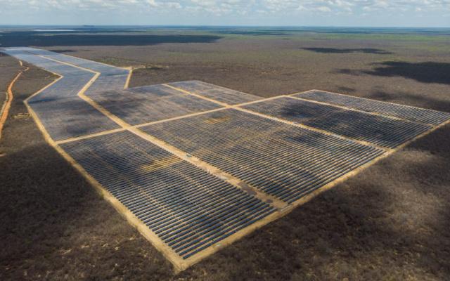 Bahia abriga primeiro complexo solar da Atlas Renewable no Brasil