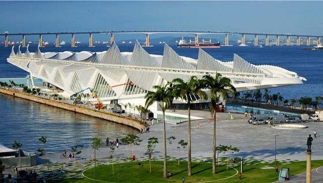 Unesco anuncia o Rio de Janeiro como primeira Capital Mundial da Arquitetura