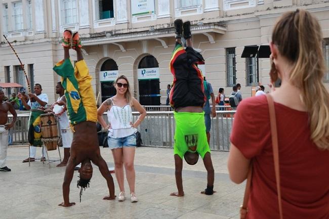 Férias de julho impulsionam o turismo na Bahia