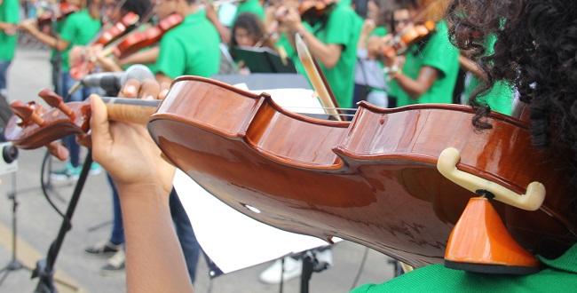 Conservatório de Música de Camaçari abre inscrições a partir desta quinta
