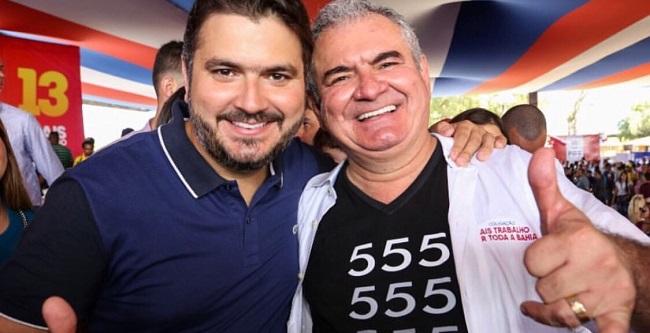 Empresa da nora de Coronel tem contrato de R$ 3,5 milhões com a Sesab, diz coluna