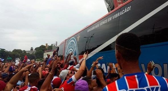 Jogo entre Bahia e Grêmio terá esquema especial de trânsito e transporte